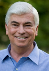Senator Christopher Dodd's Headshot