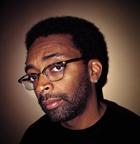 Spike Lee's Headshot