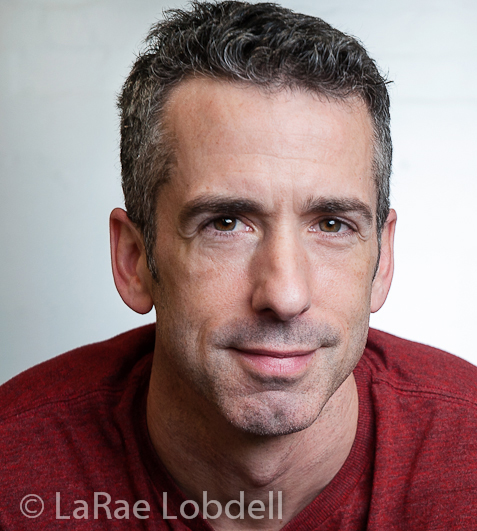 Dan Savage's Headshot