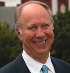 David Gergen's Headshot