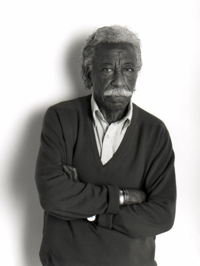 Gordon Parks's Headshot