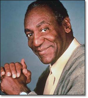 Bill Cosby's Headshot