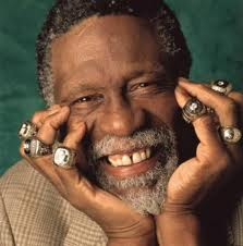 Bill Russell's Headshot