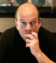 David Simon's Headshot