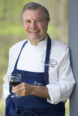 Jacques Pépin's Headshot