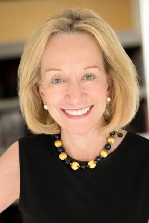 Doris Kearns Goodwin's Headshot