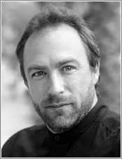 Jimmy Wales's Headshot