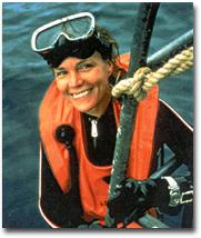 Sylvia Earle's Headshot