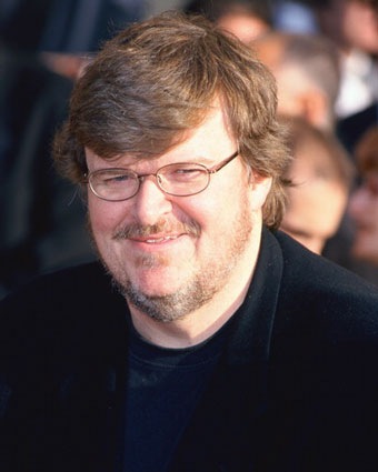 Michael Moore's Headshot