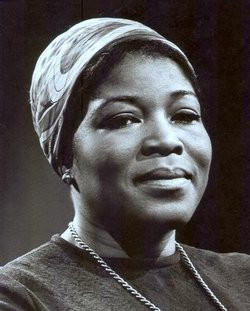 Betty Shabazz's Headshot