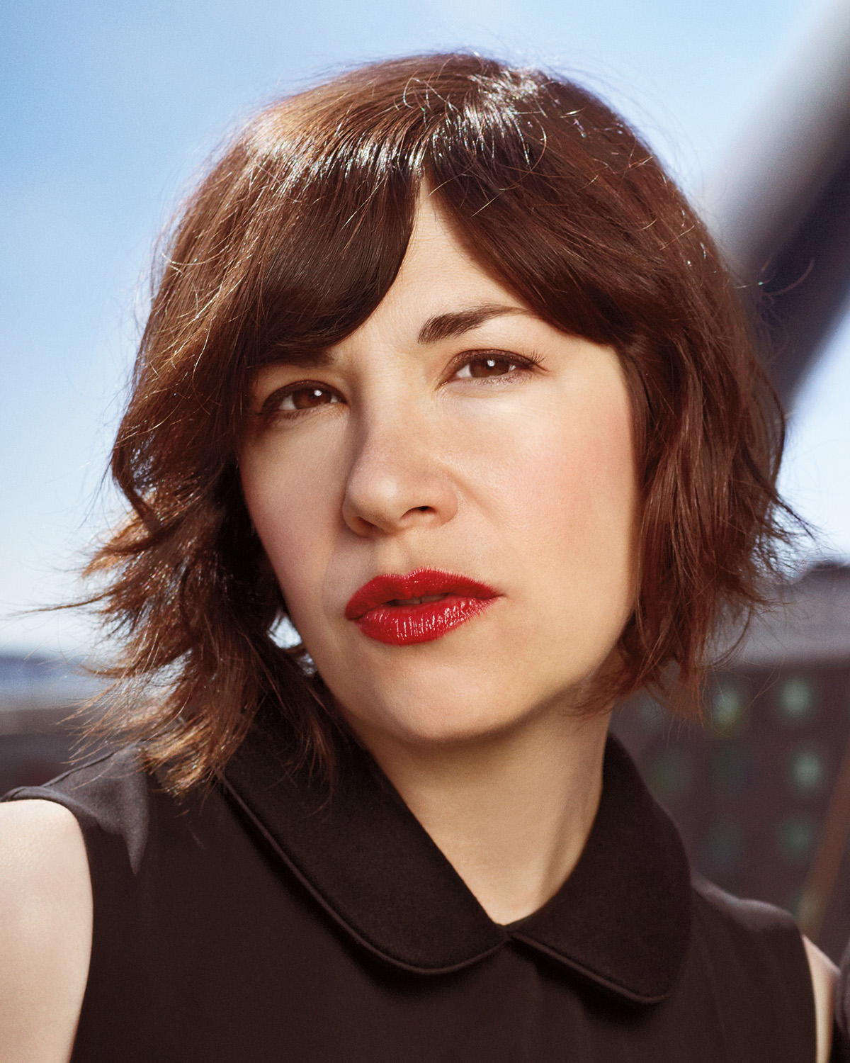 Carrie Brownstein's Headshot