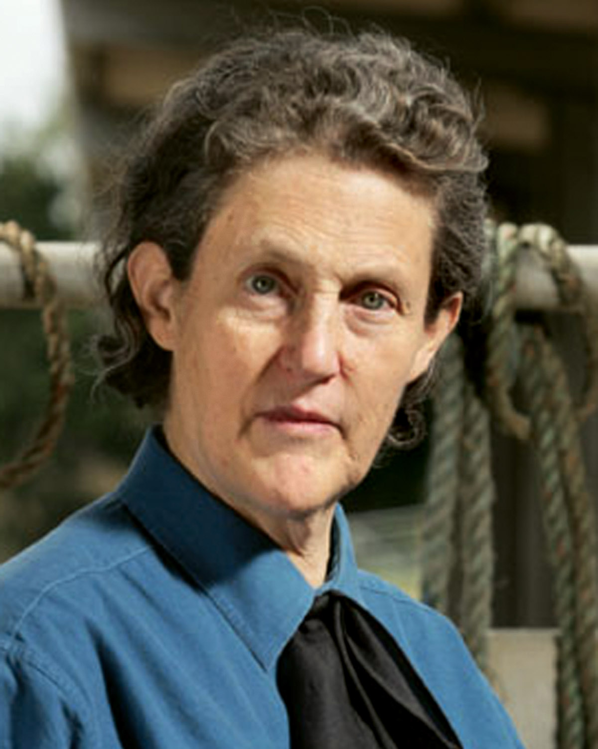 Temple Grandin's Headshot