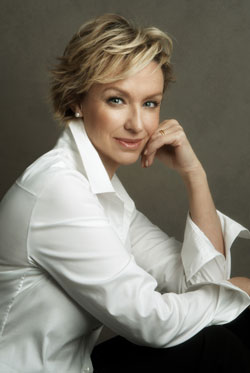 Tina Brown's Headshot
