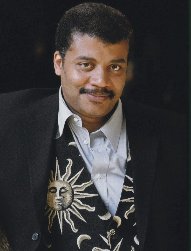 Neil deGrasse Tyson's Headshot