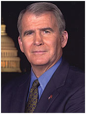 Oliver North's Headshot