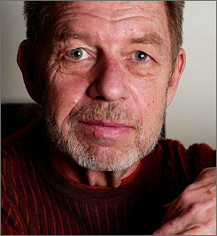 Pete Hamill's Headshot