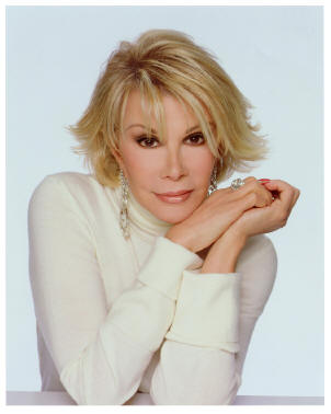 Joan Rivers's Headshot