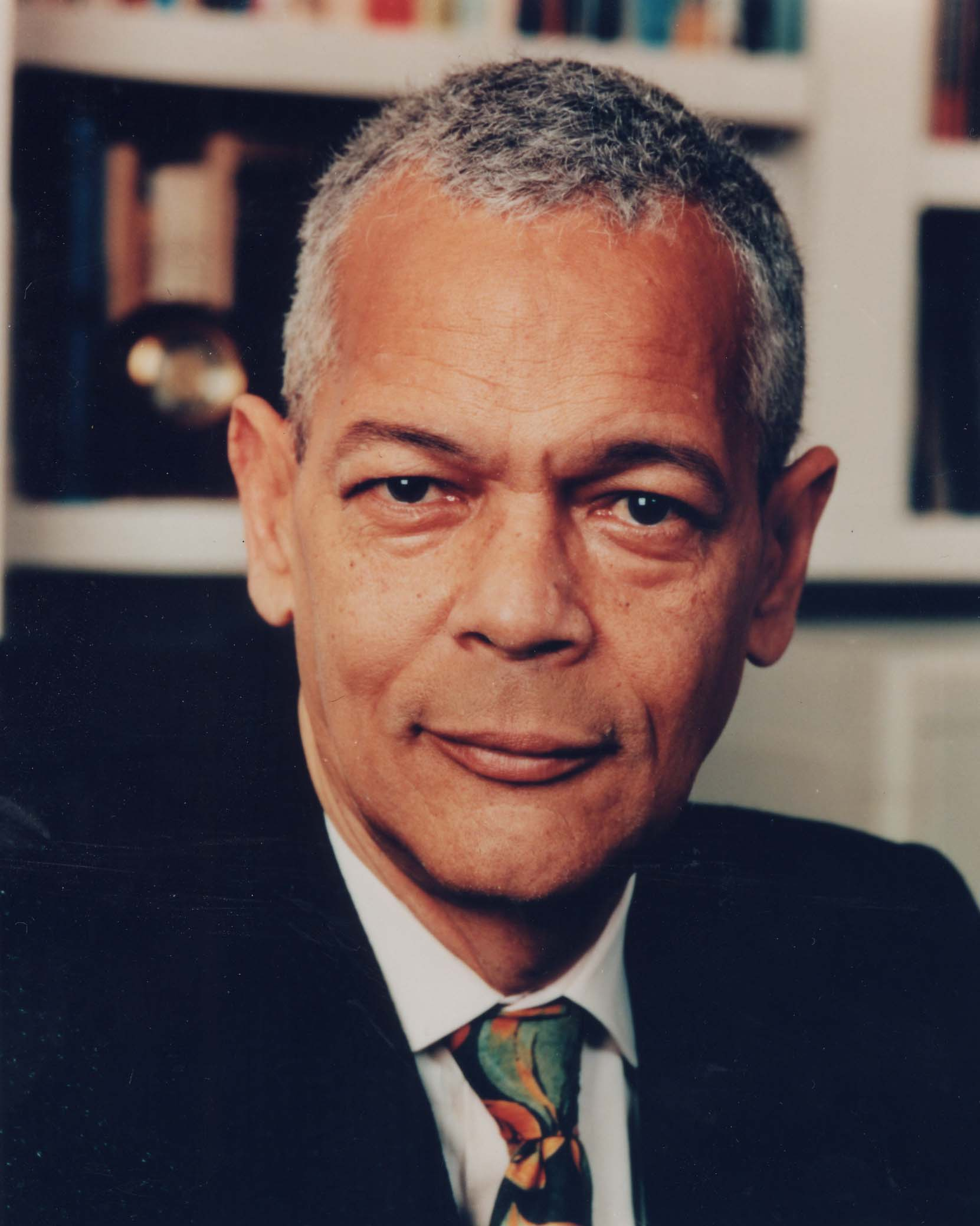 Julian Bond's Headshot