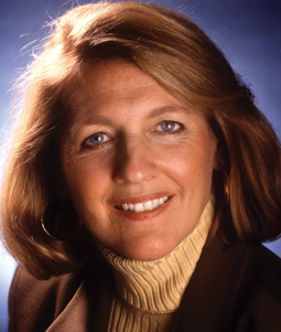 Ellen Goodman's Headshot