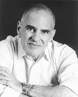 Larry Kramer's Headshot