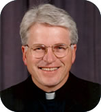 Father Tom Hartman's Headshot