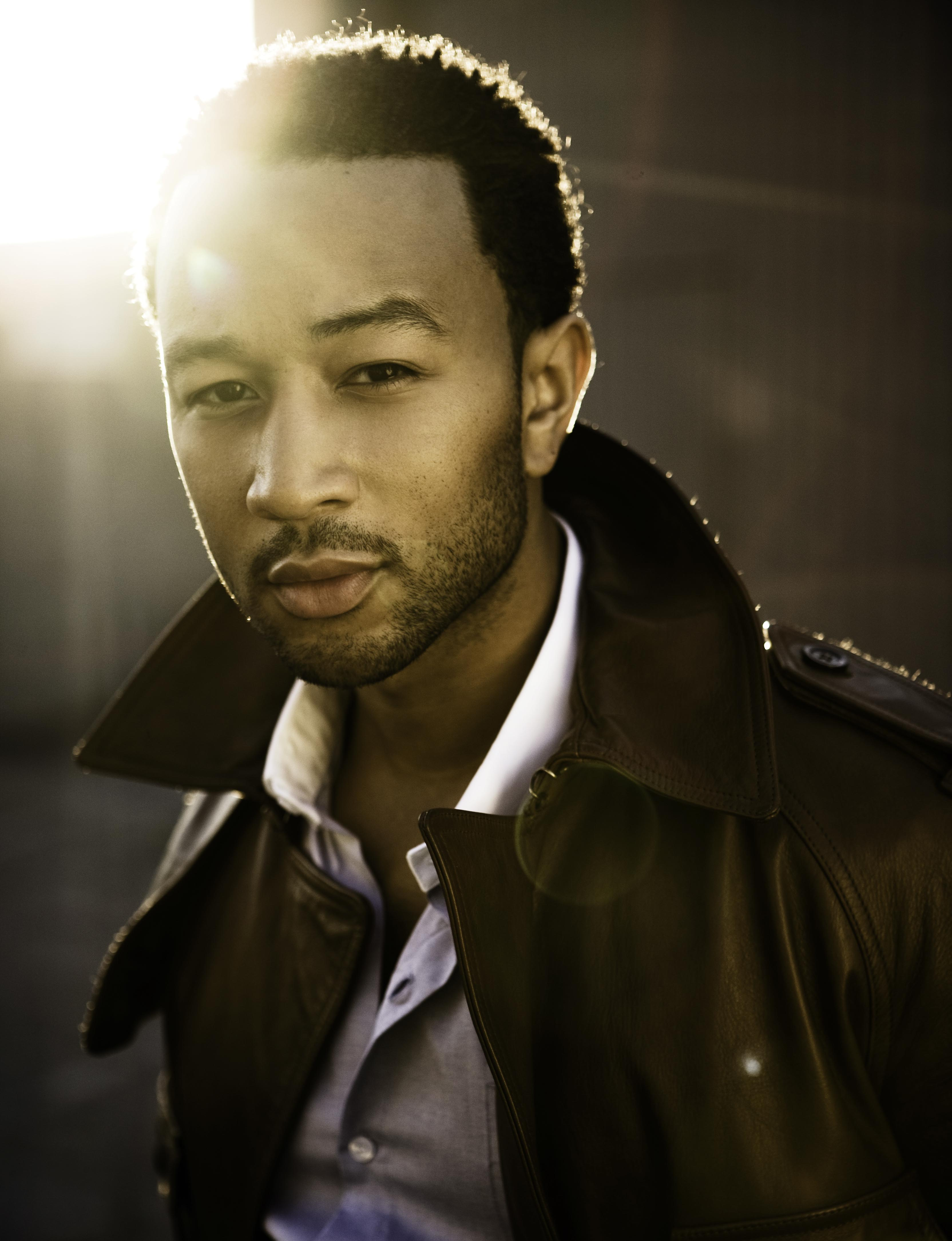 John Legend's Headshot