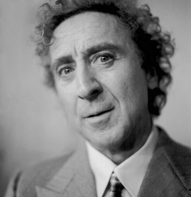 Gene Wilder's Headshot