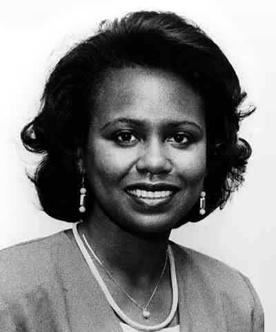 Anita Hill's Headshot