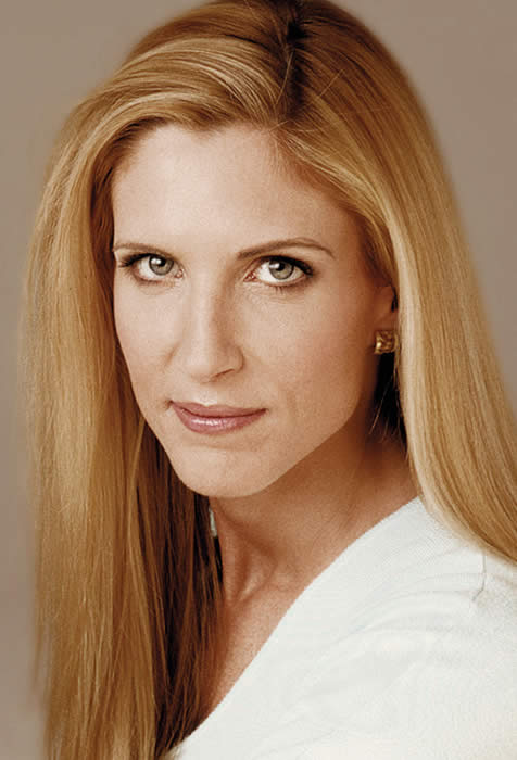 Ann Coulter's Headshot