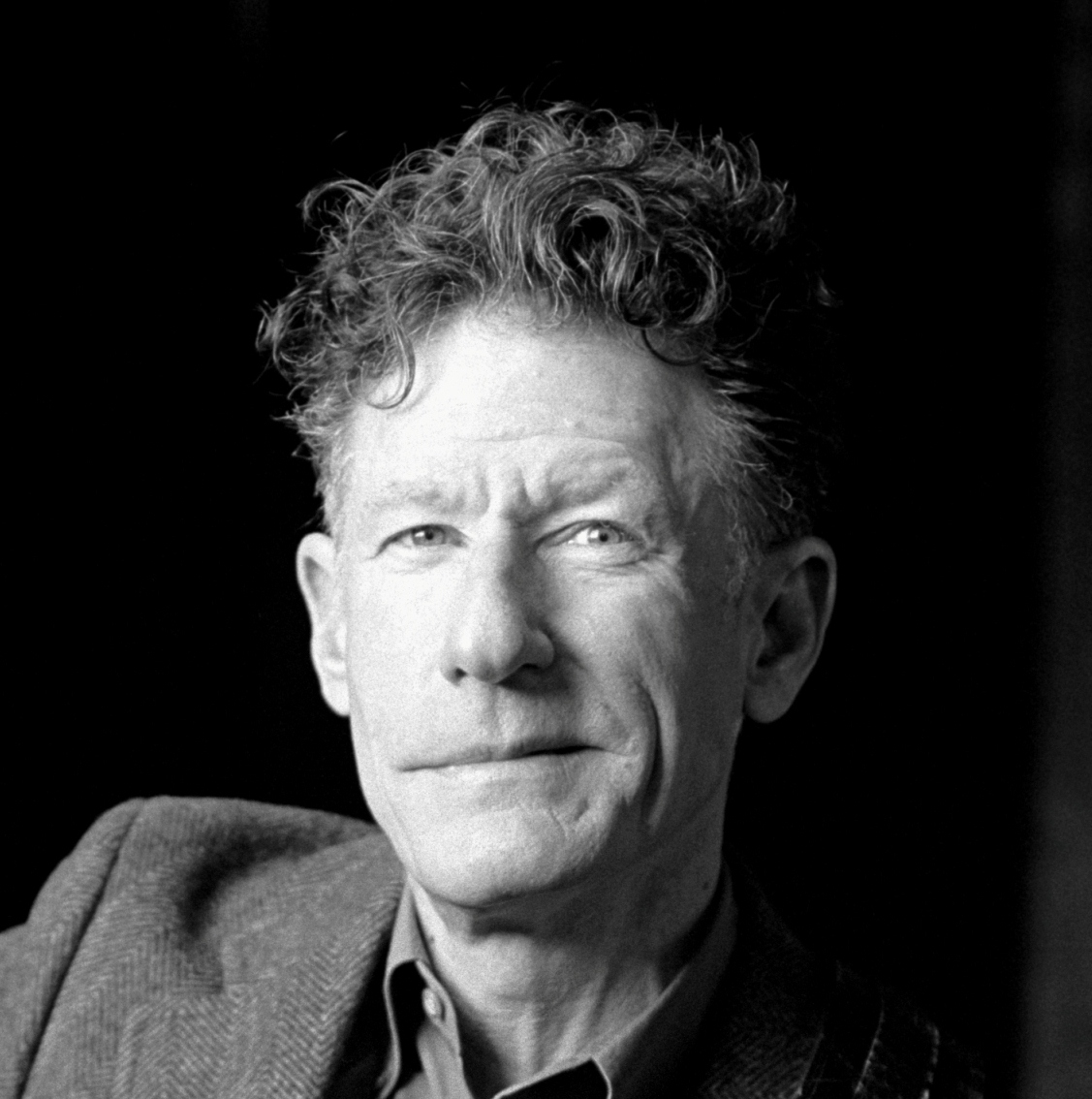 Lyle Lovett's Headshot