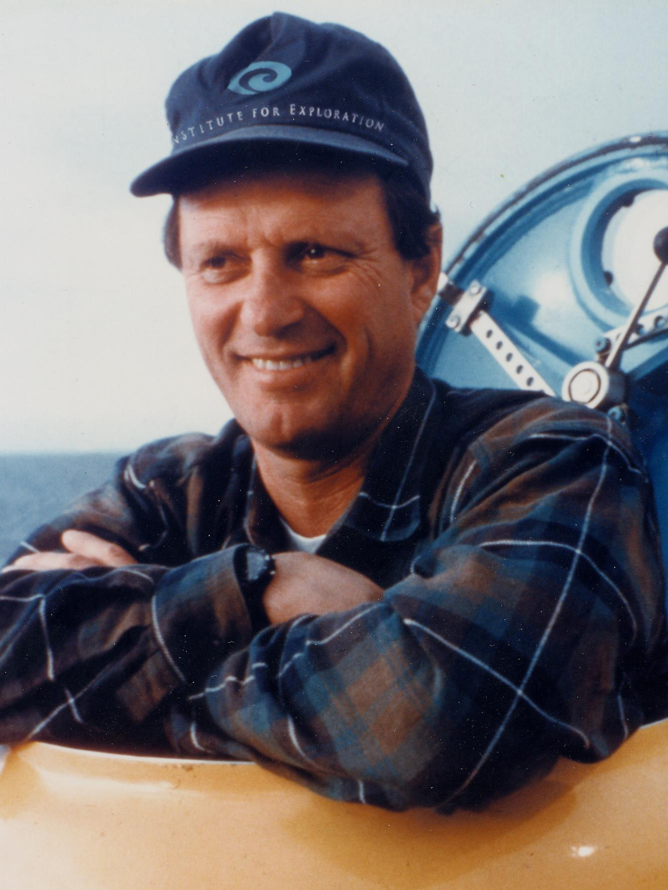 Robert Ballard's Headshot