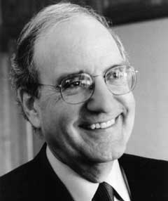 George Mitchell's Headshot