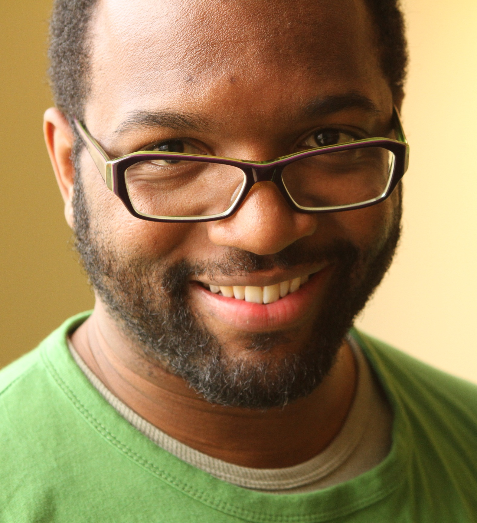Baratunde Thurston's Headshot