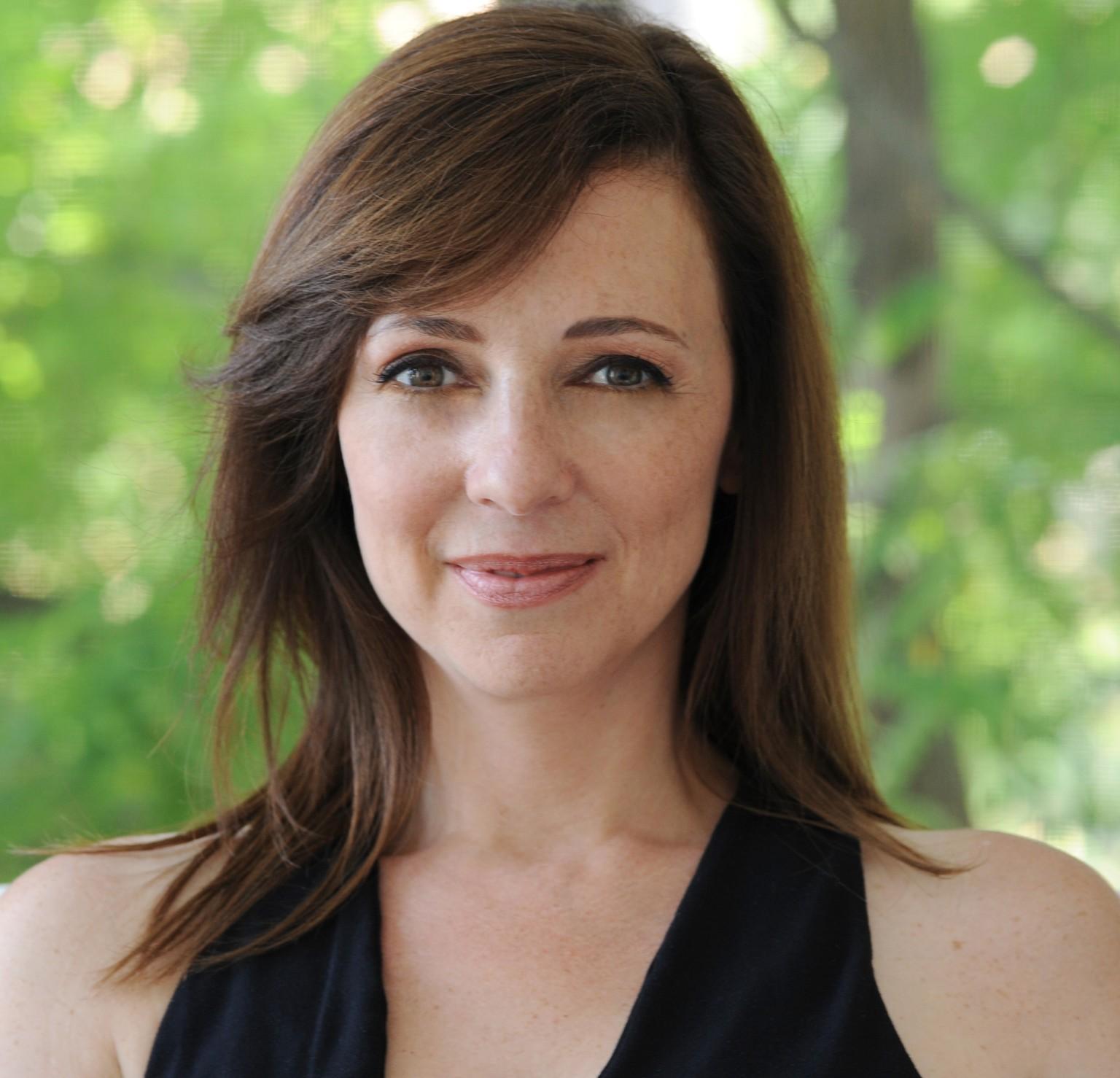 Susan Cain's Headshot
