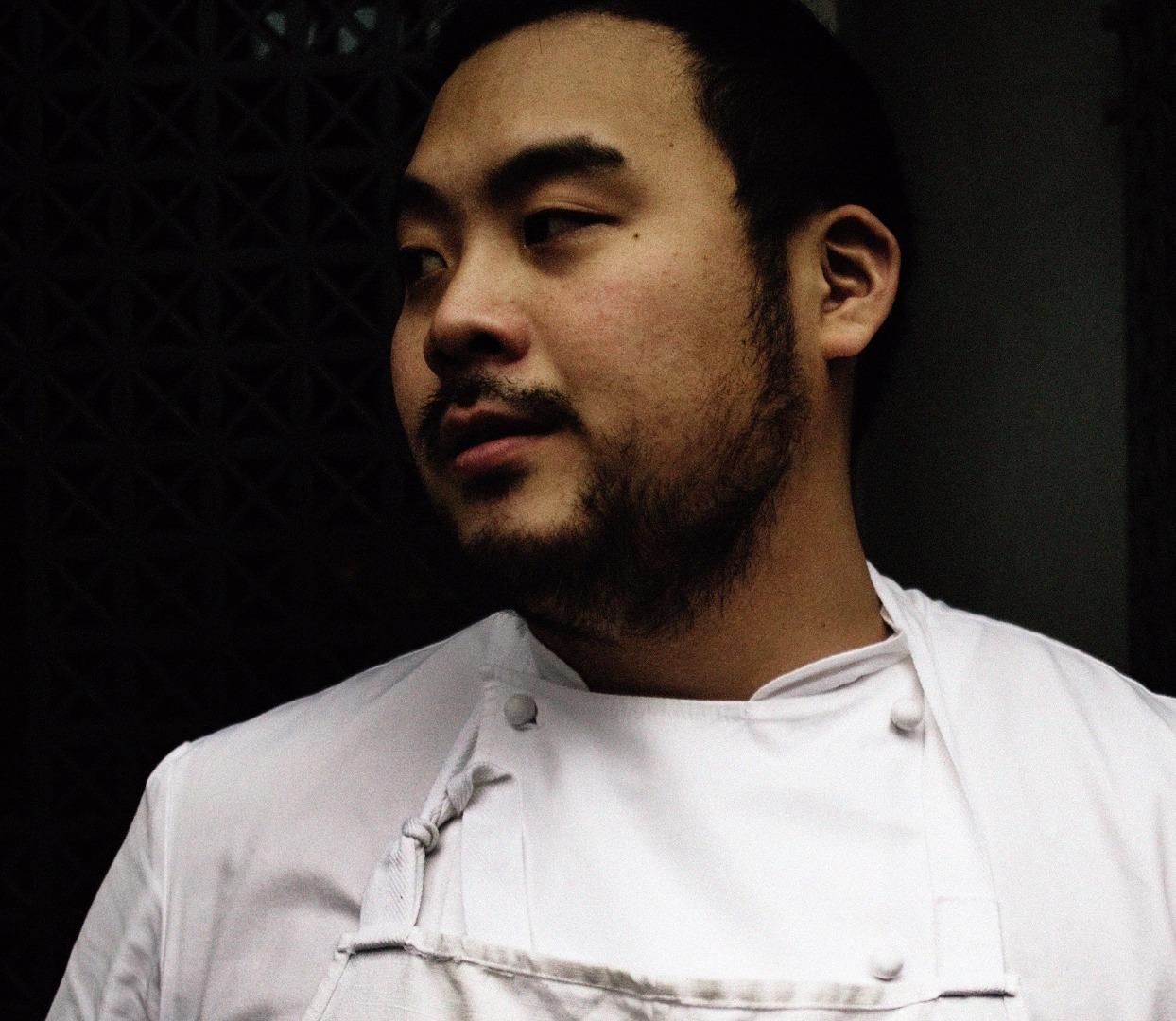 David Chang's Headshot