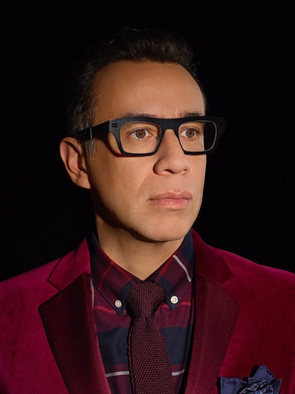 Fred Armisen's Headshot