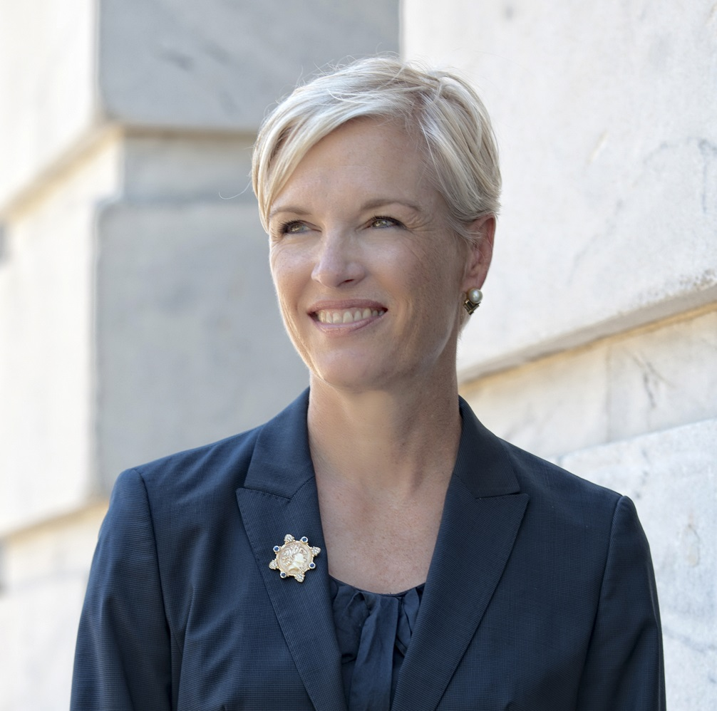 Cecile Richards's Headshot