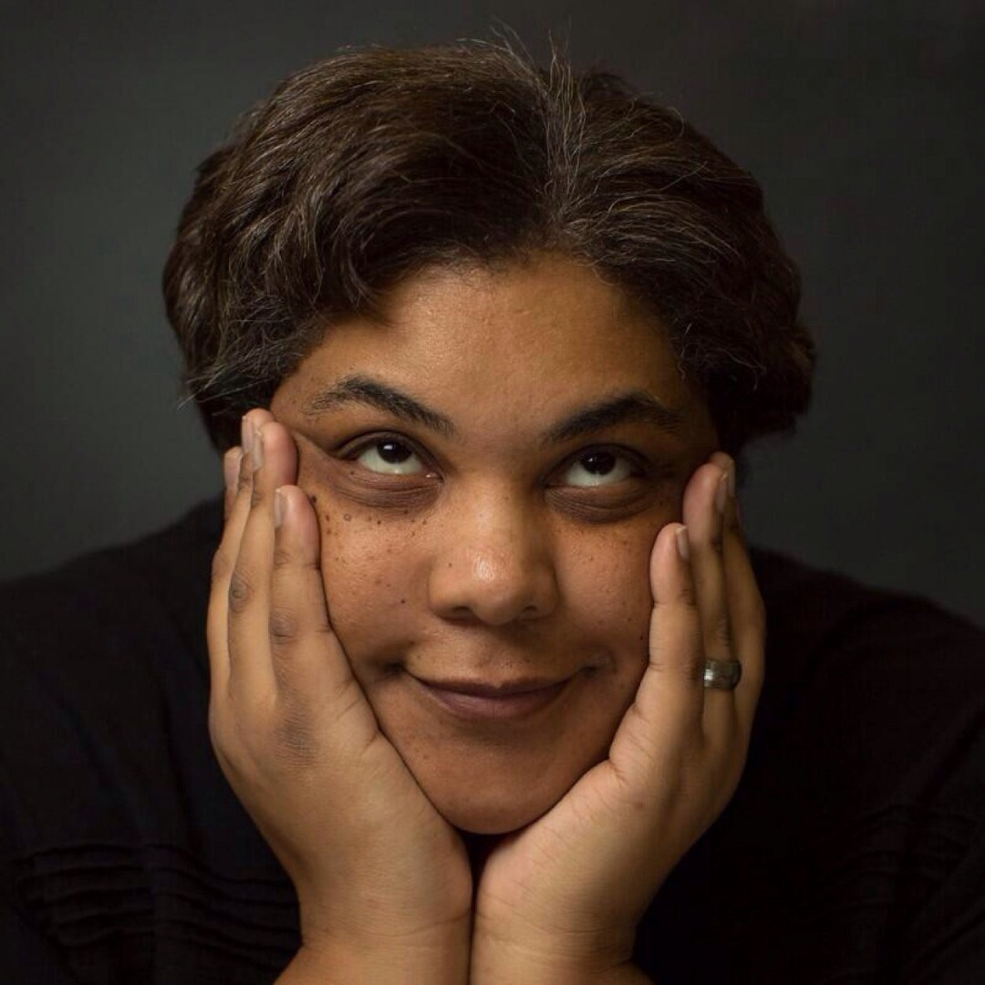 Roxane Gay's Headshot