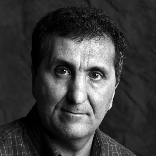 Pete Souza's Headshot
