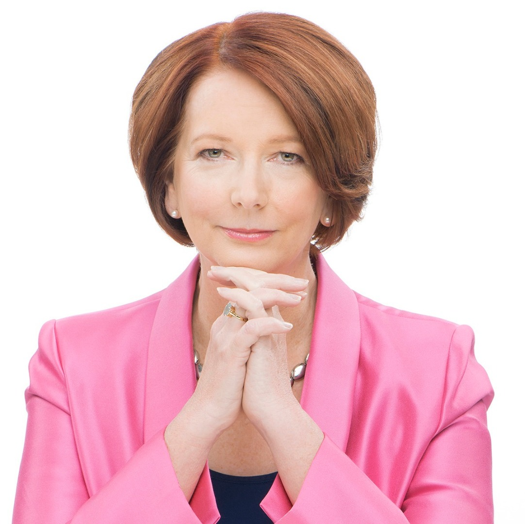 Julia Gillard's Headshot
