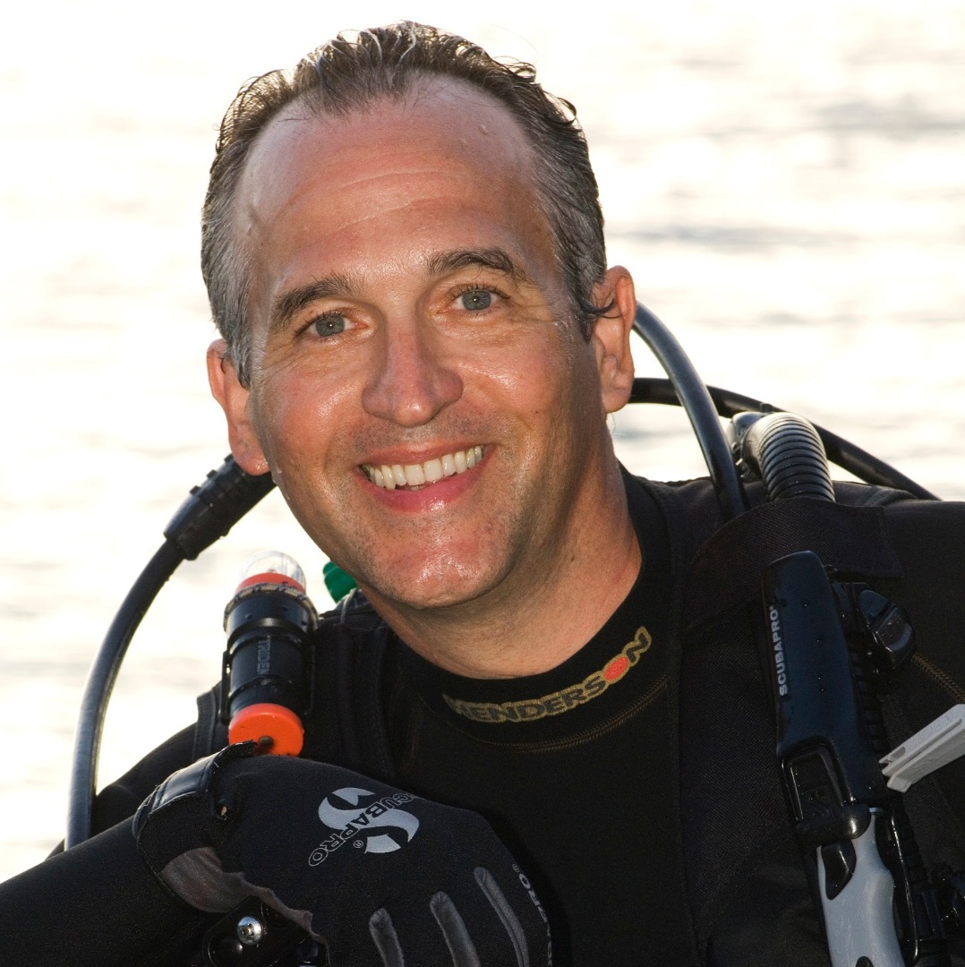 Brian Skerry's Headshot