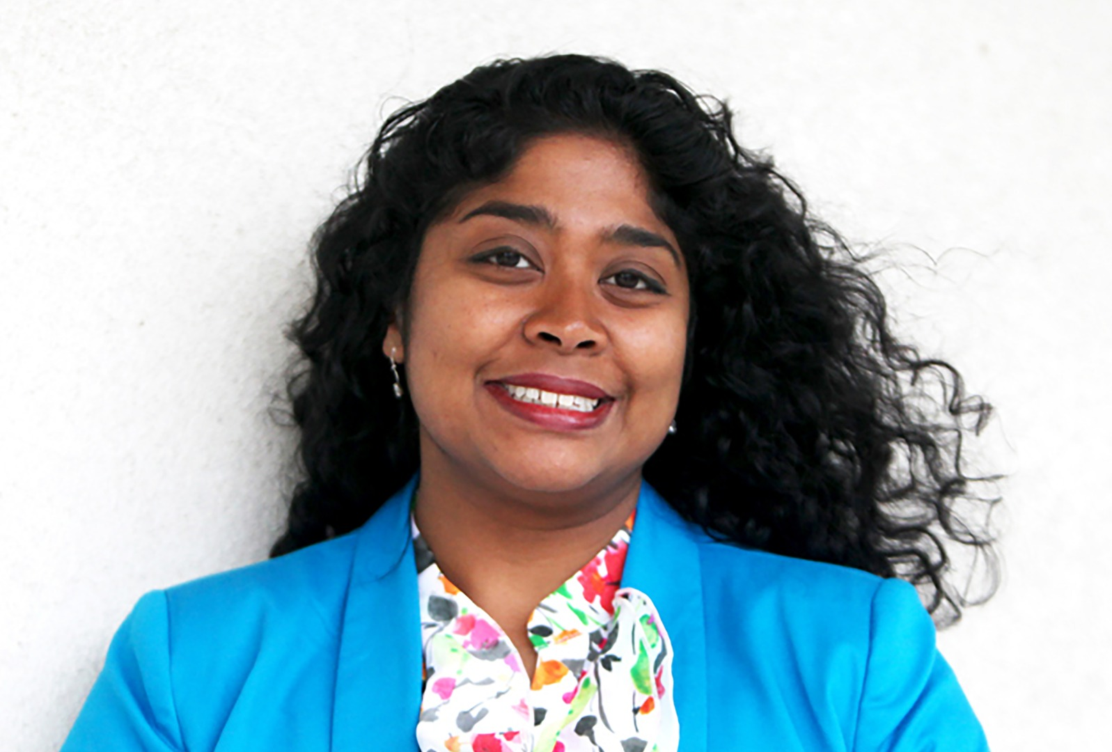 Lucy Nalpathanchil's Headshot