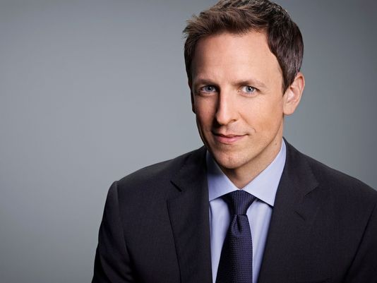 Seth Meyers's Headshot