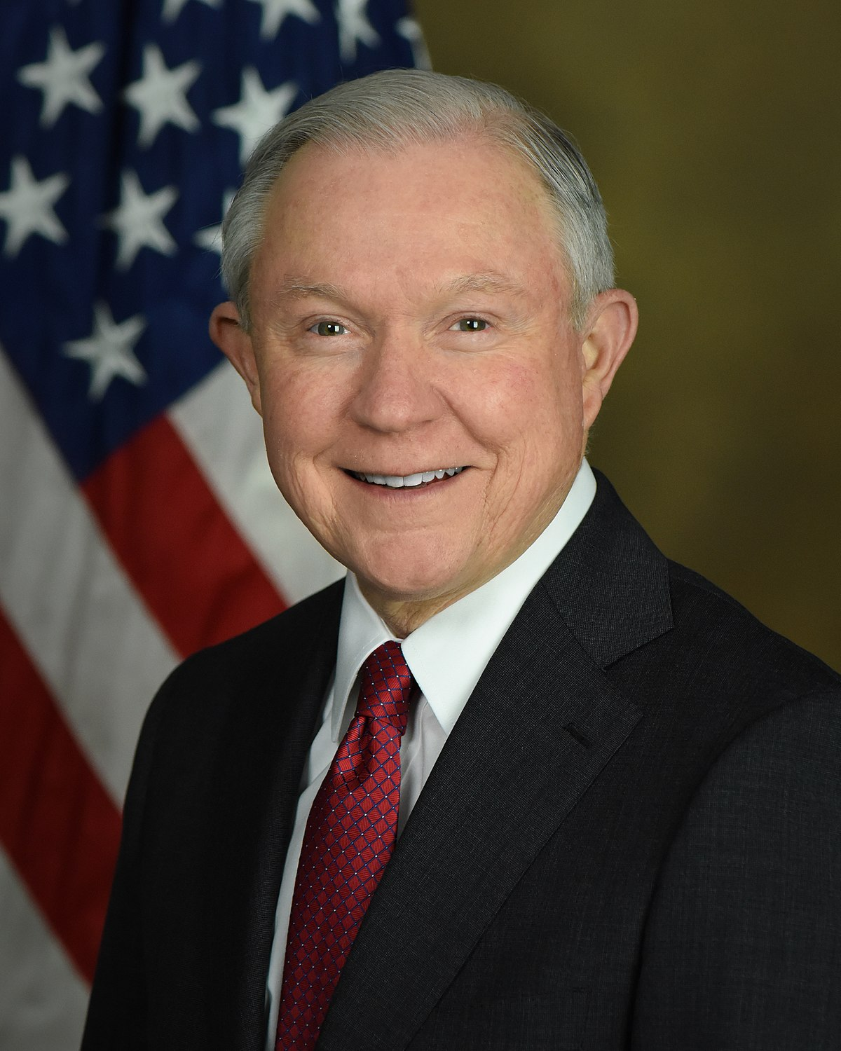 Jeff Sessions's Headshot