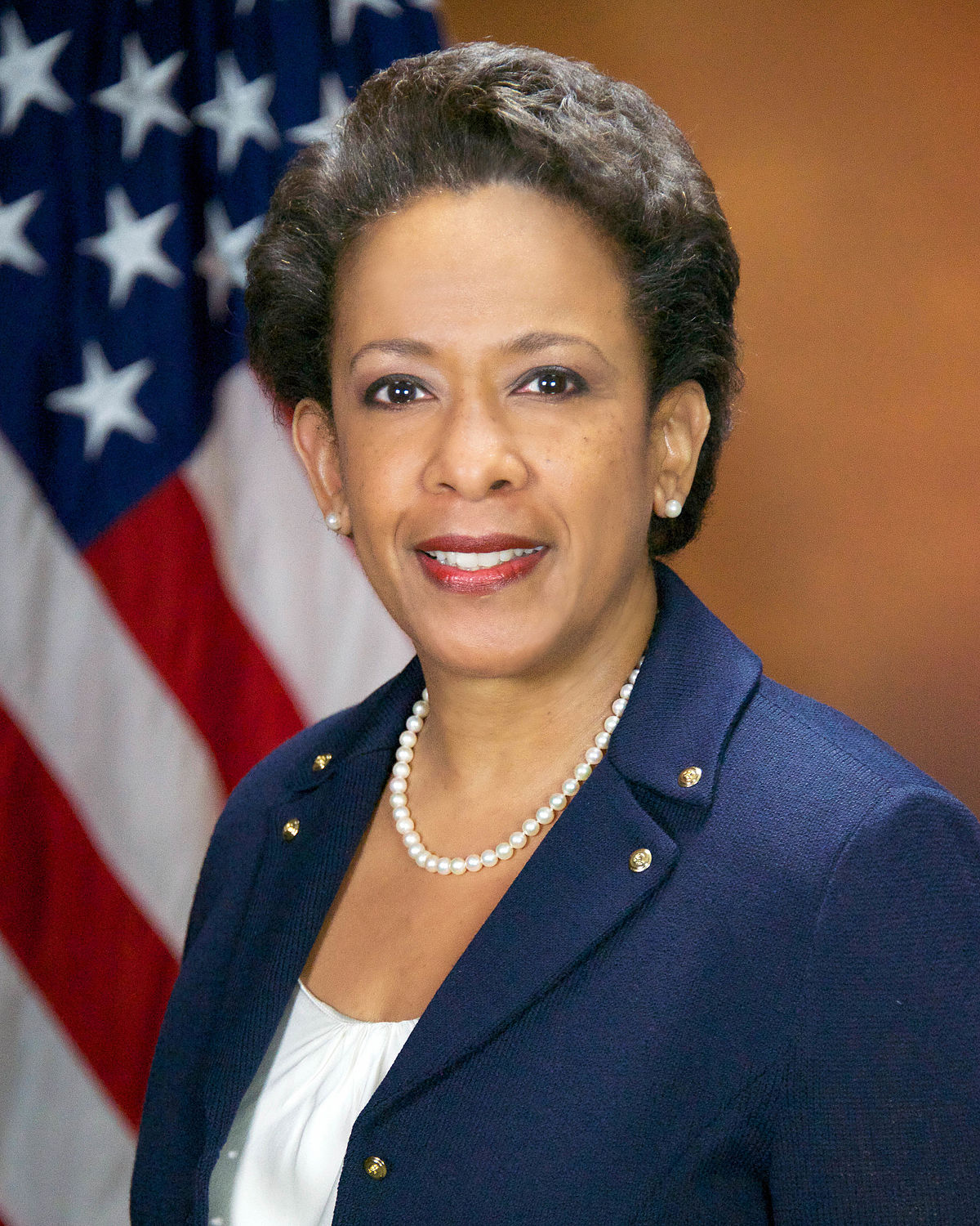 Loretta Lynch's Headshot