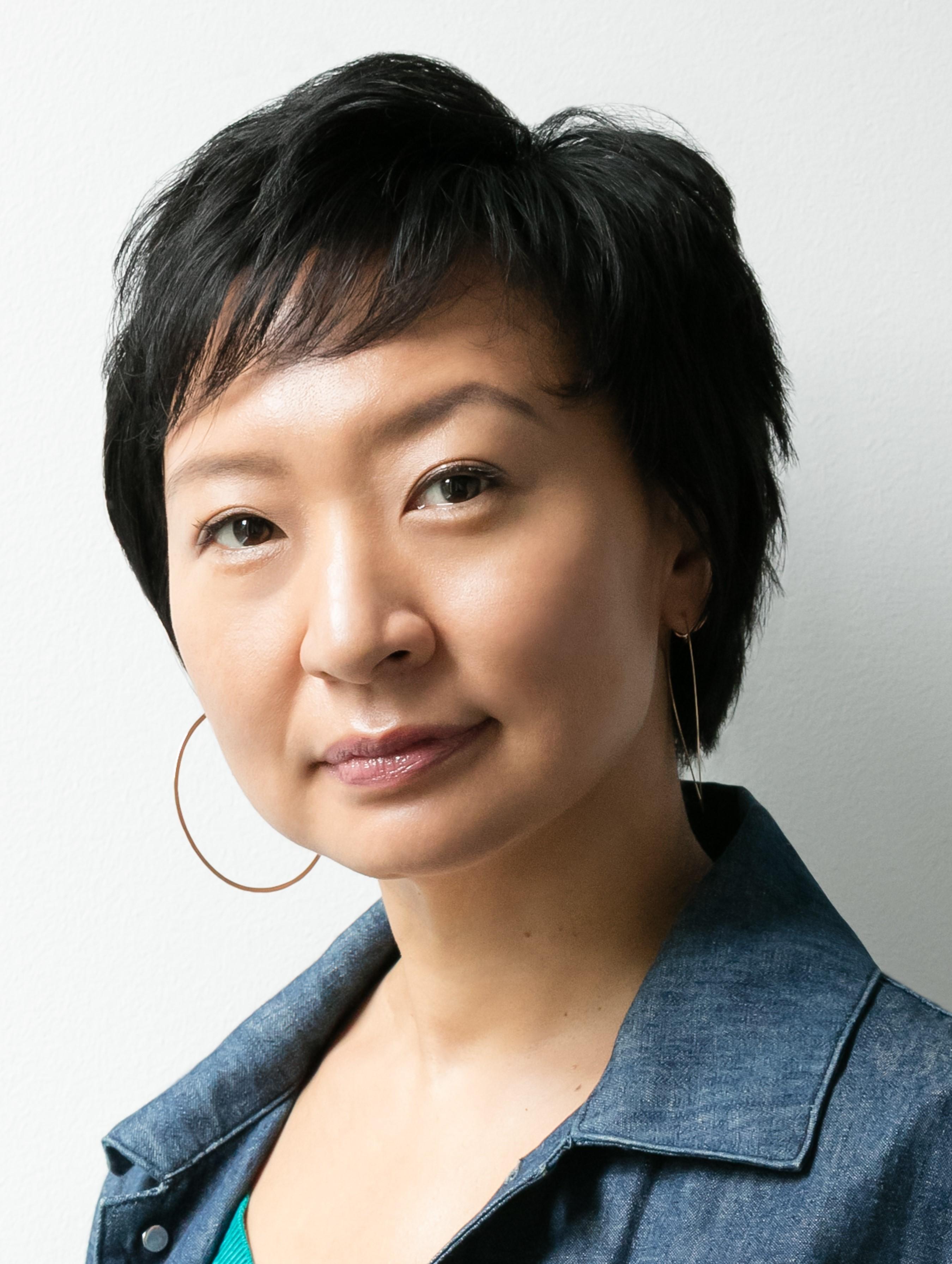 Cathy Park Hong's Headshot